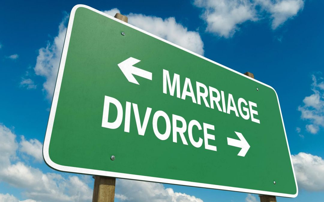 Four Predictors of Divorce
